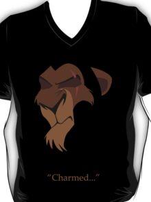 Simplistic Scar - Charmed  T-Shirt