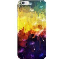 Dandelion Sunrise iPhone Case/Skin