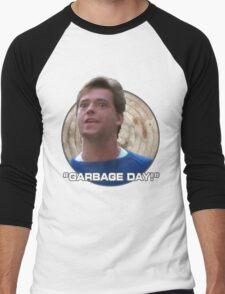 Garbage Day! Men's Baseball ¾ T-Shirt
