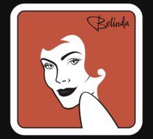 Belinda Carlisle (Redhead) by DCdesign