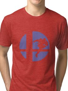 Captain Falcon - Super Smash Bros. Tri-blend T-Shirt