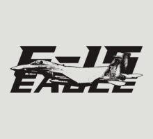 F-15 Eagle by deathdagger
