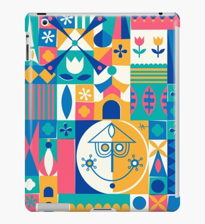 A Small World iPad Case/Skin