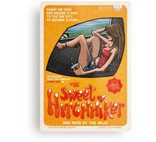 Sweet Hitchhiker Metal Print