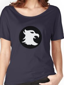 Eric The Cavalier (Shield Insignia Version) Women's Relaxed Fit T-Shirt