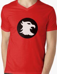 Eric The Cavalier (Shield Insignia Version) Mens V-Neck T-Shirt