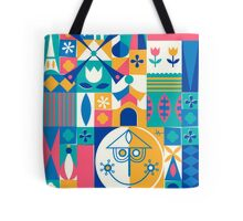 A Small World Tote Bag