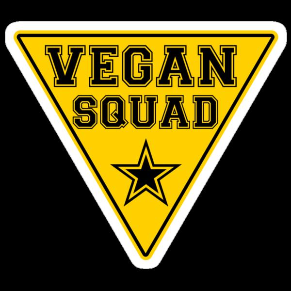 Vegan Squad by Leif Prime