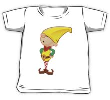 Elf Character - Hands On Hips Kids Tee
