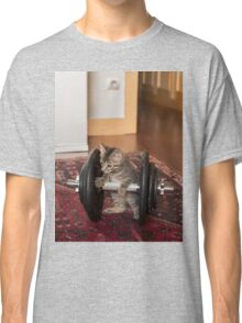 Kitty-Building Classic T-Shirt