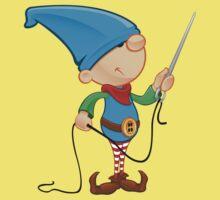 Elf Character - Needle & Thread Kids Tee
