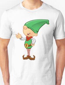 Elf Character - Presenting Unisex T-Shirt