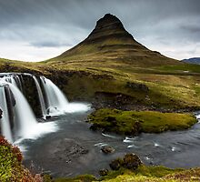 Epic Adventure: Dawn at Kirkjufellfoss, Iceland by Wax Museum Media