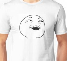 I see what you did there Unisex T-Shirt