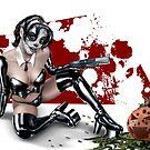 Sugar Skull Assassin by David Lange