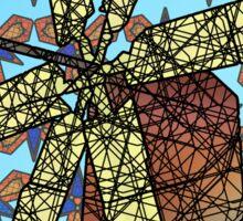 Windmill Sticker