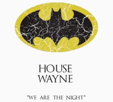 House Wayne by lingus
