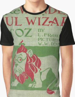 The Wonderful Wizard of Oz Graphic T-Shirt