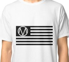 Wave Your Maine Flag Classic T-Shirt