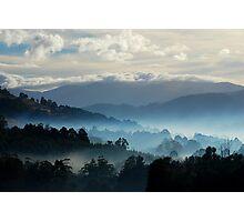 Huonvalley South Tasmania Photographic Print