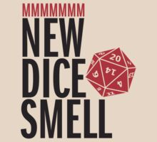 New Dice Smell by e2productions