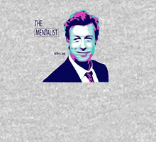the mentalist-patrick jane Womens Fitted T-Shirt