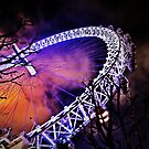 The eye of London a secondary perspective  by Darren Bailey LRPS