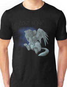 Weeping kitten - Dark Font Unisex T-Shirt