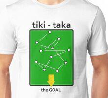 tiki taka Unisex T-Shirt