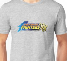 King of Fighters 98 logo Unisex T-Shirt