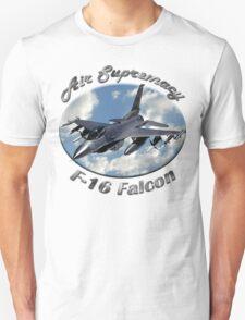 F-16 Falcon Air Supremacy T-Shirt