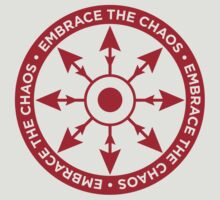 Embrace The Chaos by e2productions
