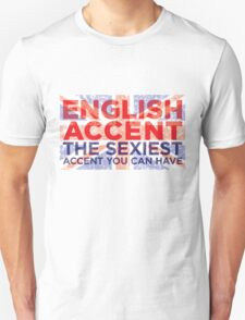 English Accent T-Shirt