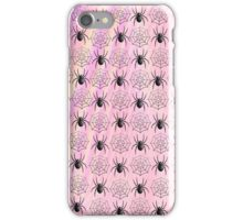 spiders iPhone Case/Skin