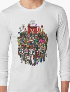Super Mighty Boosh Long Sleeve T-Shirt