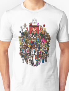 Super Mighty Boosh Unisex T-Shirt