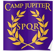 SPQR: Camp Jupiter Poster