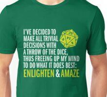 Enlighten & Amaze Unisex T-Shirt