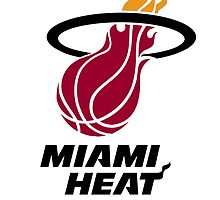 Miami Heat by jsipek