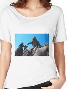 Pony Express Women's Relaxed Fit T-Shirt
