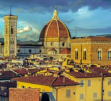 Florence Golden Hour by mhfore