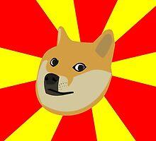 Doge by MedukaMeguca