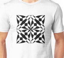 Black and white 2 Unisex T-Shirt
