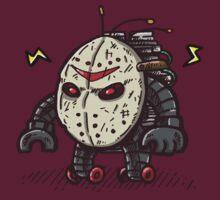 Hockey Mask Bot T-Shirt