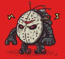 Hockey Mask Bot Kids Tee