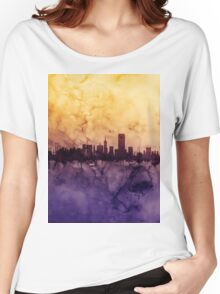 San Francisco City Skyline Women's Relaxed Fit T-Shirt