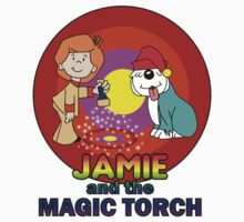 Jamie and his Magic Touch Kids Tee