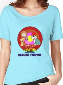 Jamie and his Magic Touch Women's Relaxed Fit T-Shirt
