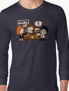 The IT Peanuts  Long Sleeve T-Shirt