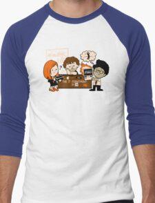 The IT Peanuts  Men's Baseball ¾ T-Shirt